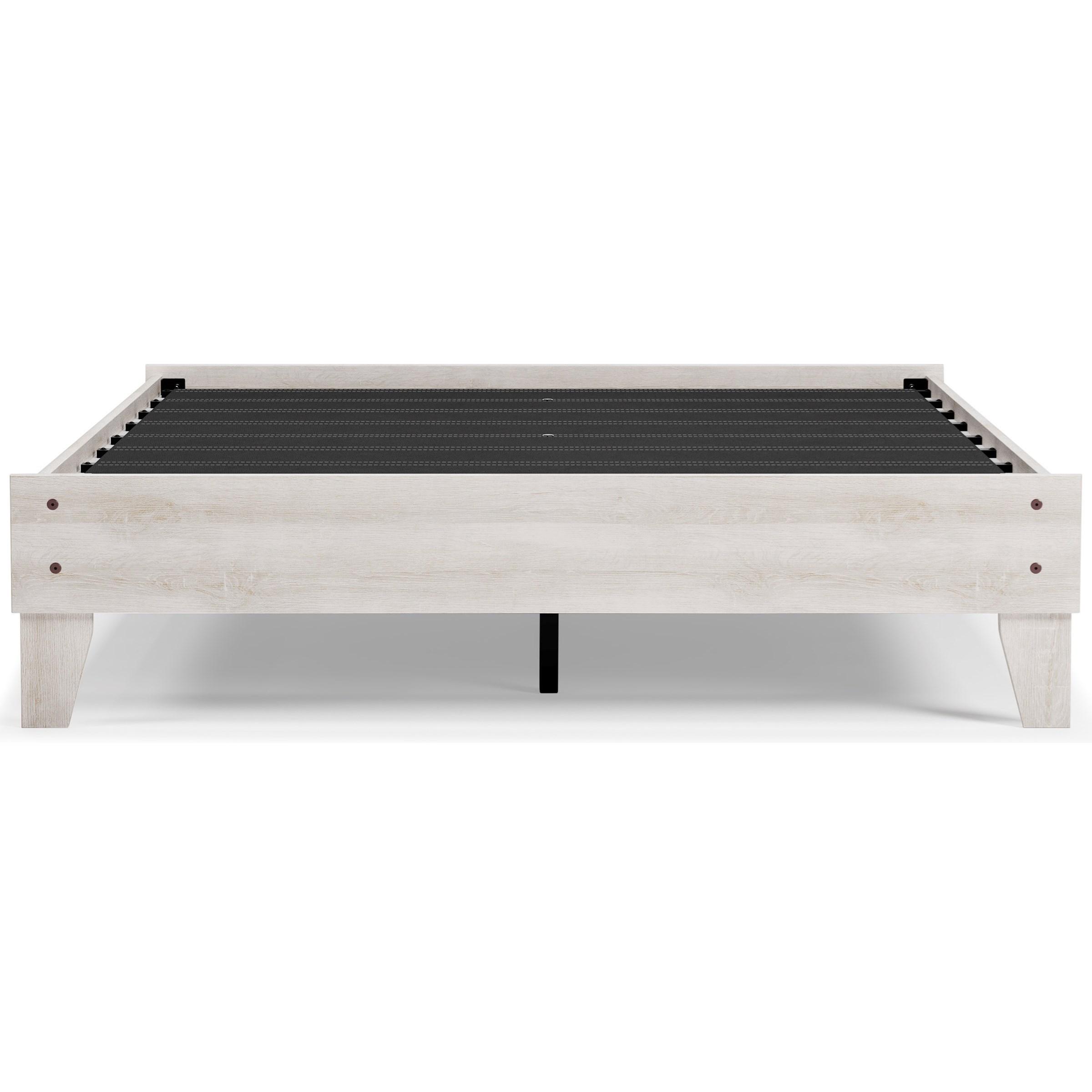 Shawburn Queen Platform Bed by Ashley (Signature Design) at Johnny Janosik