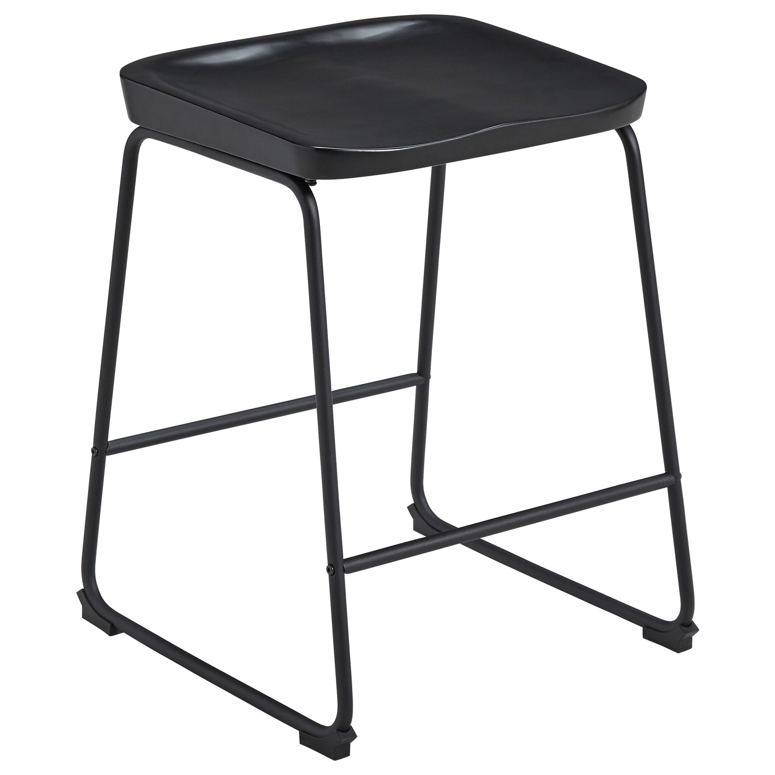 Showdell Barstool by Signature Design by Ashley at Red Knot