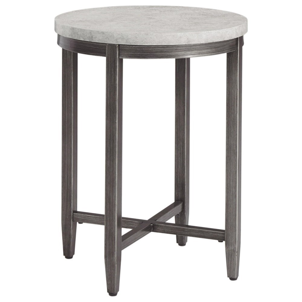 Shybourne End Table by Signature Design by Ashley at Beck's Furniture