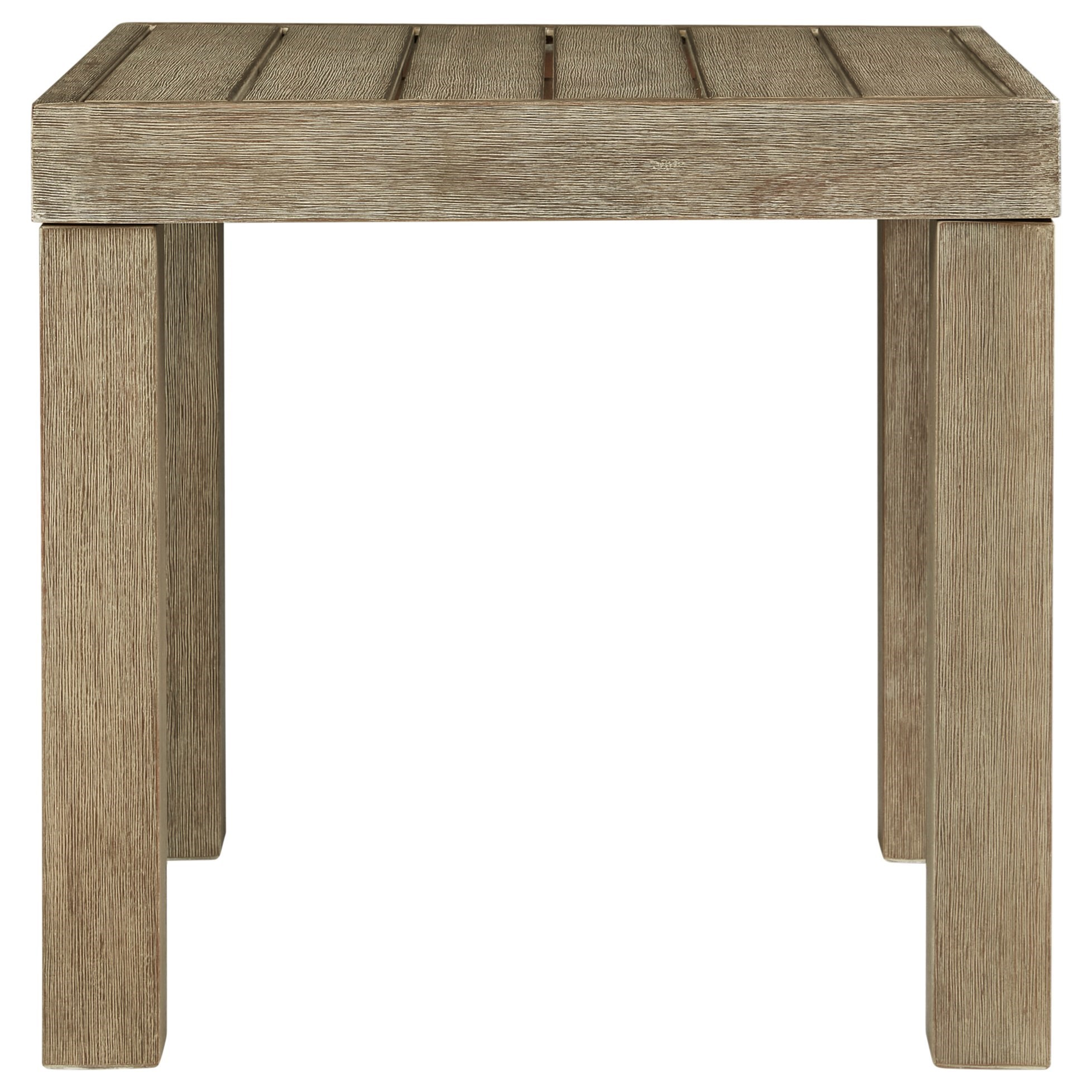 Silo Point Square End Table by Ashley (Signature Design) at Johnny Janosik