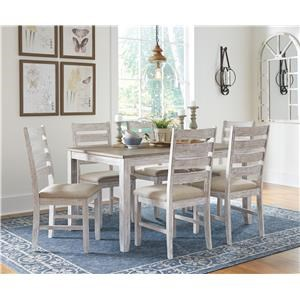 Skempton 7-Piece Dining Table Set