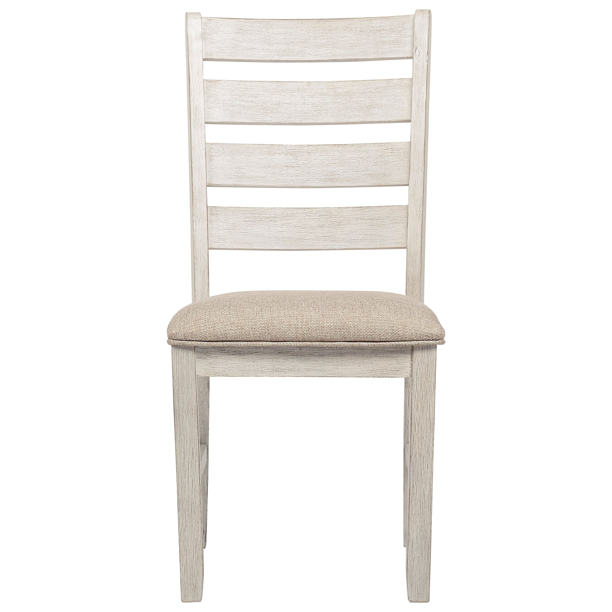 Skempton Dining Upholstered Side Chair by Ashley at Morris Home