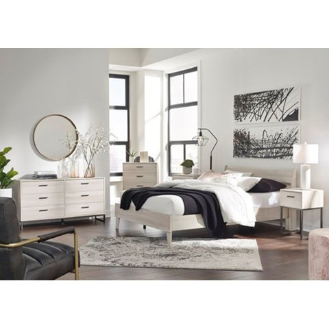 Socalle Twin Bedroom Group by Signature Design by Ashley at Northeast Factory Direct