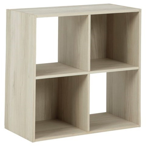 Socalle Four Cube Organizer by Signature Design by Ashley at Lindy's Furniture Company