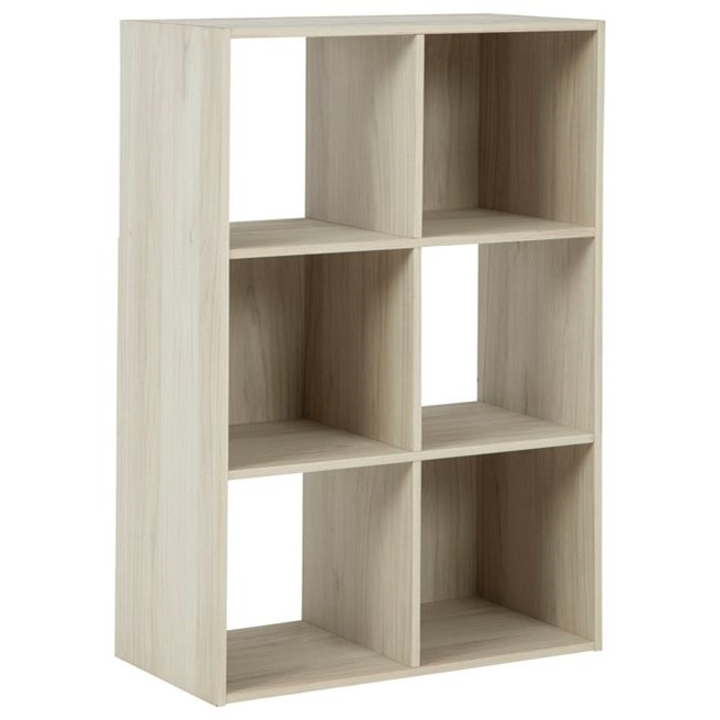Socalle Six Cube Organizer by Signature Design by Ashley at Northeast Factory Direct