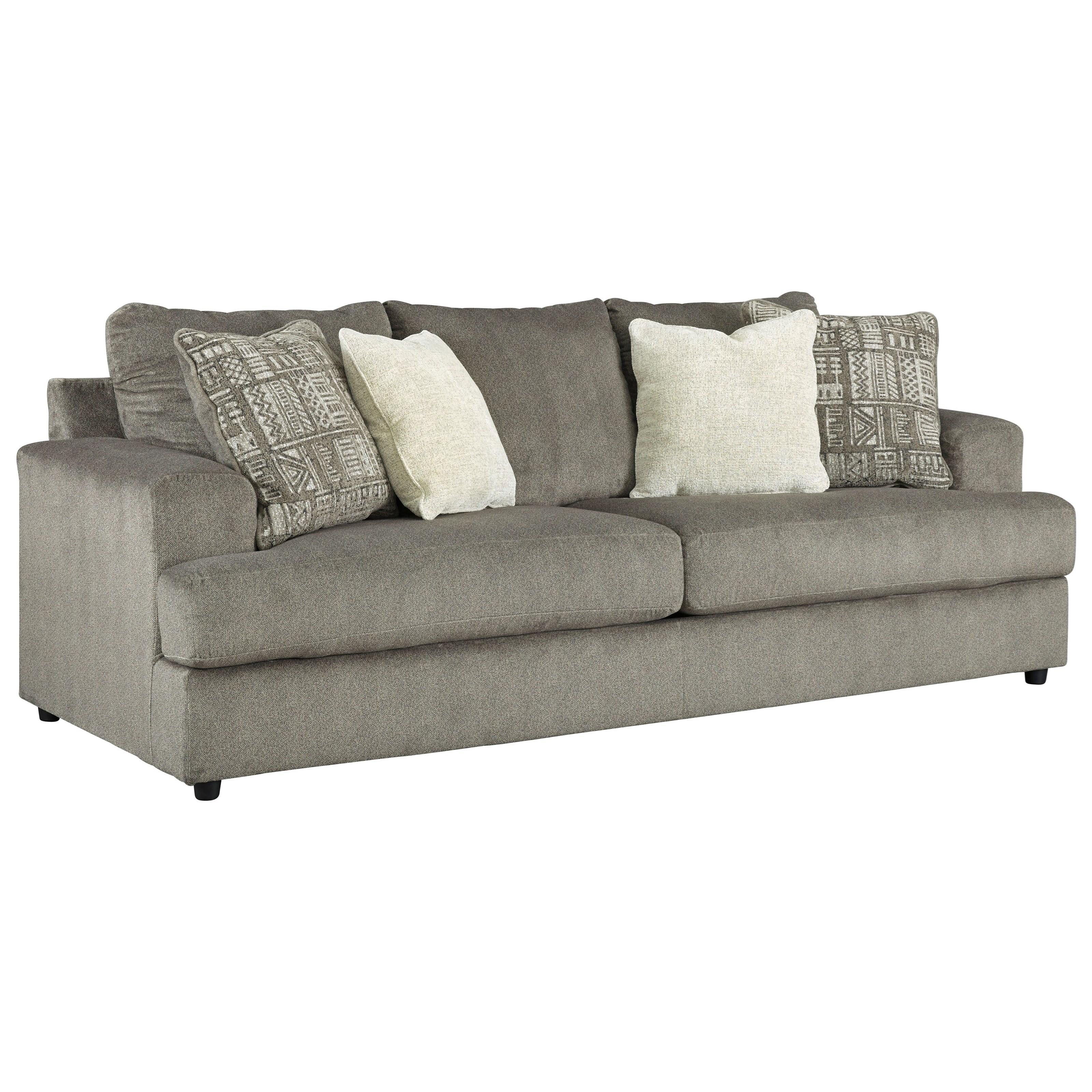Soletren Sofa by Ashley (Signature Design) at Johnny Janosik