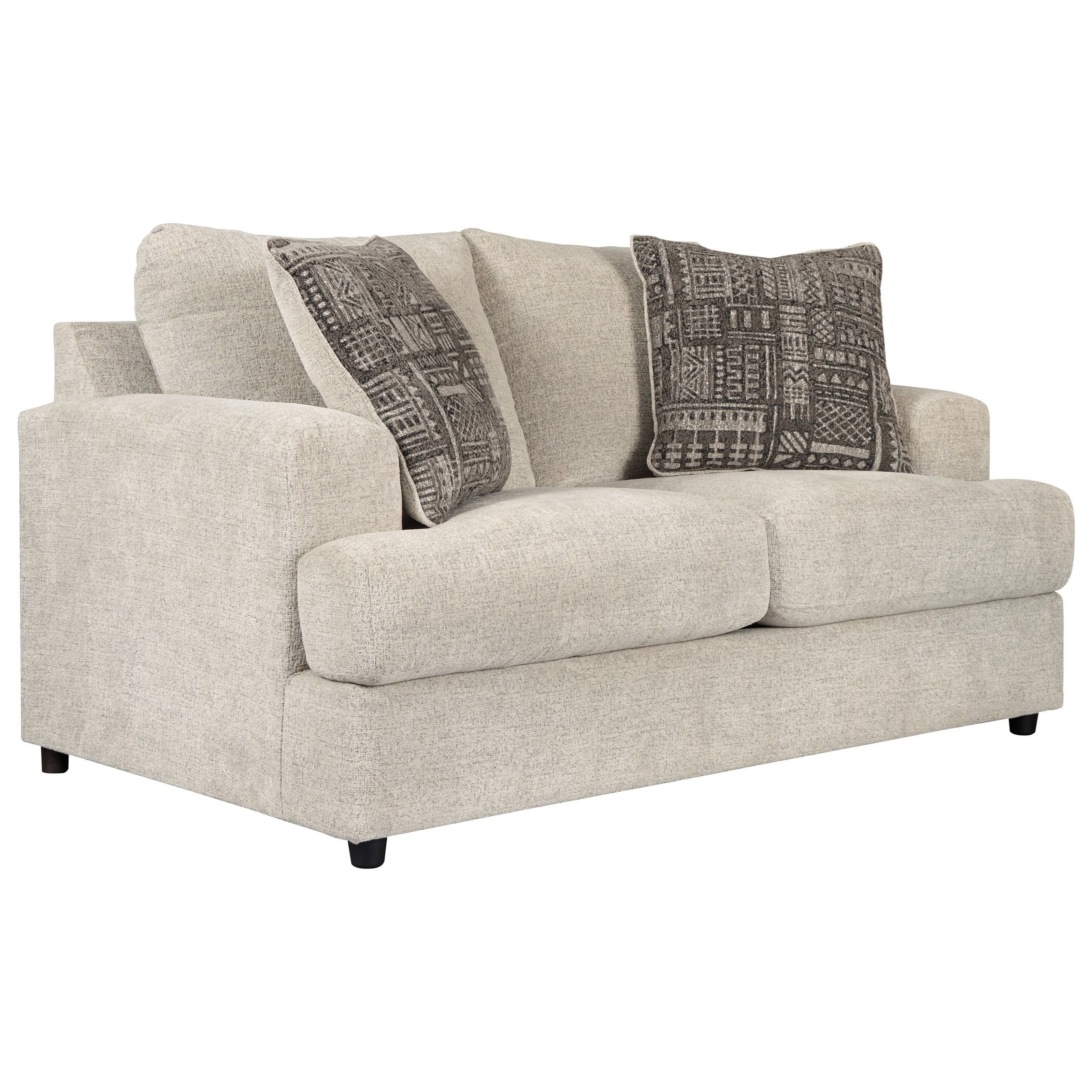 Soletren Loveseat by Signature at Walker's Furniture