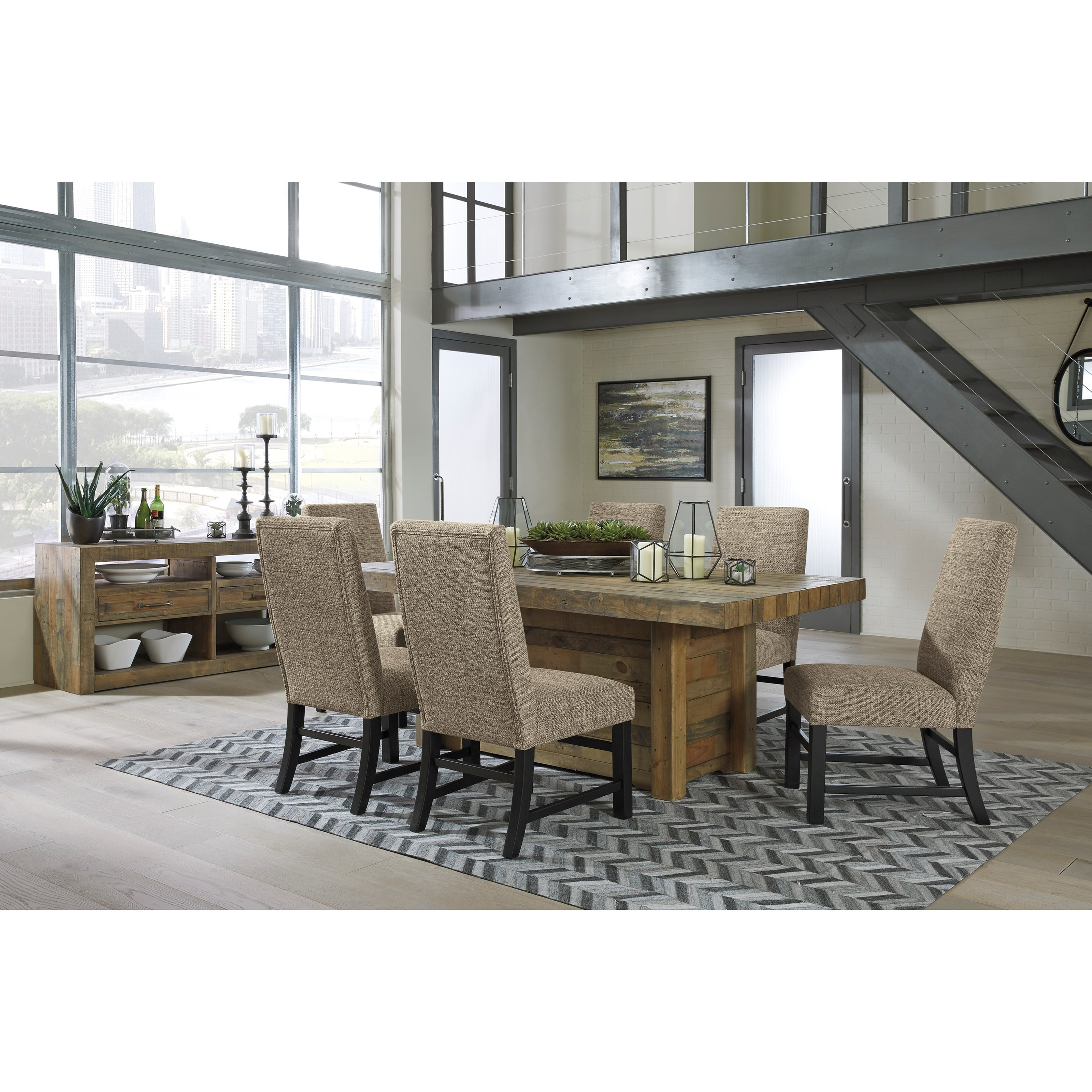 Sommerford Dining Room Group by Ashley (Signature Design) at Johnny Janosik