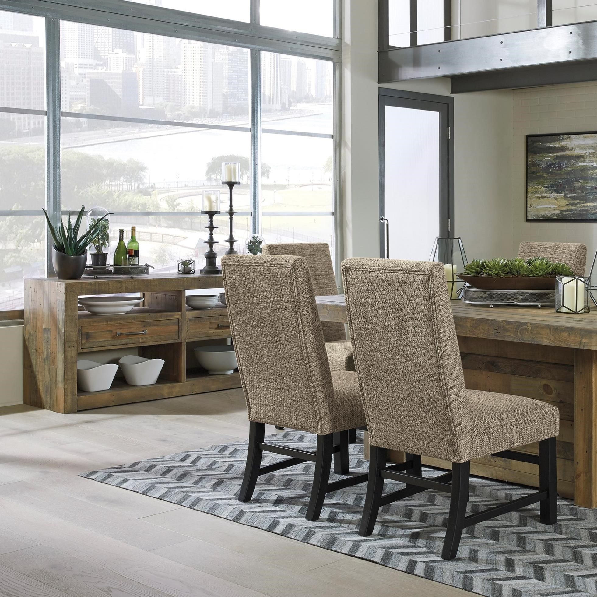 Sommerford Dining Room Group by Signature Design by Ashley at Northeast Factory Direct