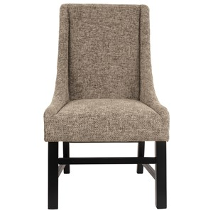 Dining Upholstered Arm Chair