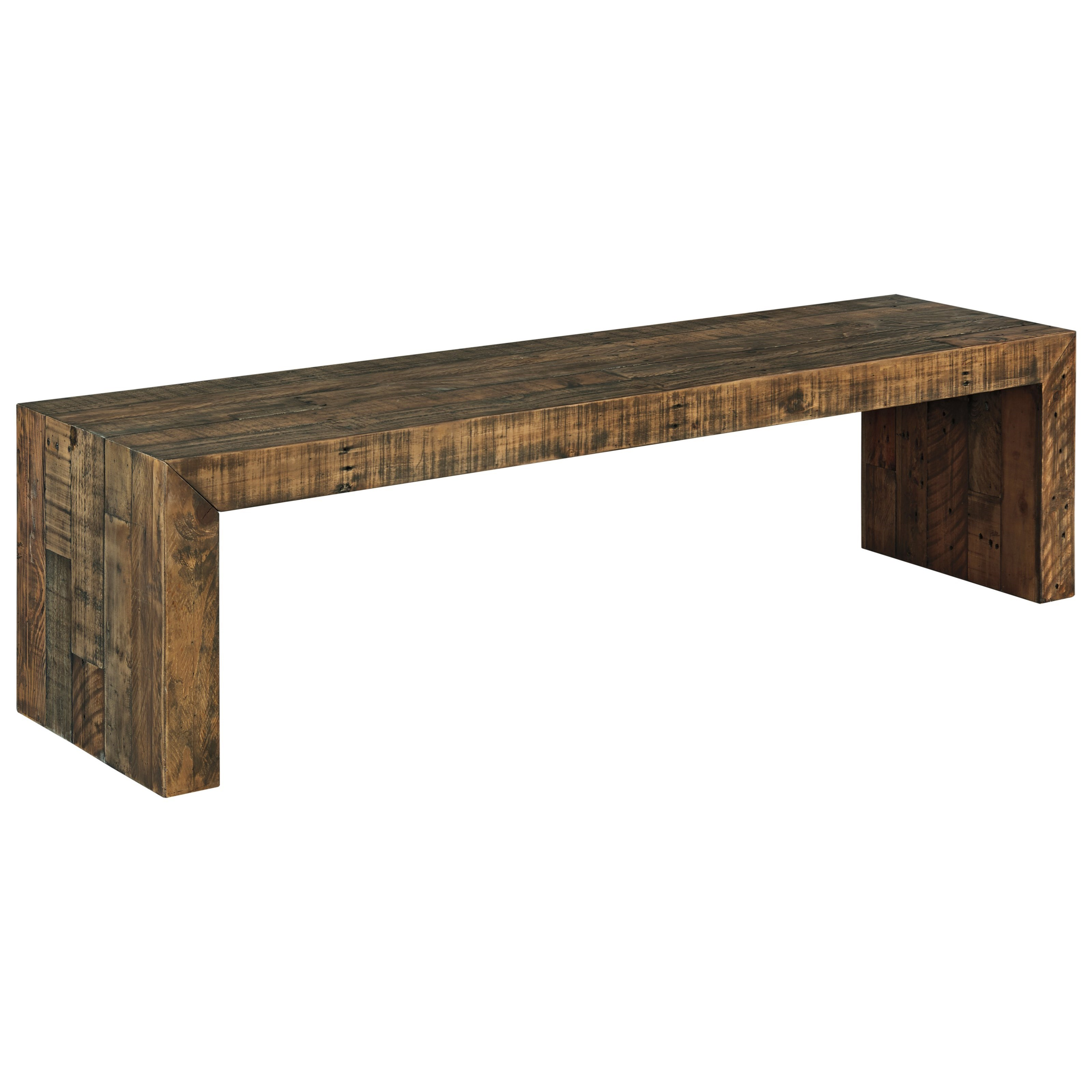 Sommerford Large Dining Room Bench by Ashley at Morris Home