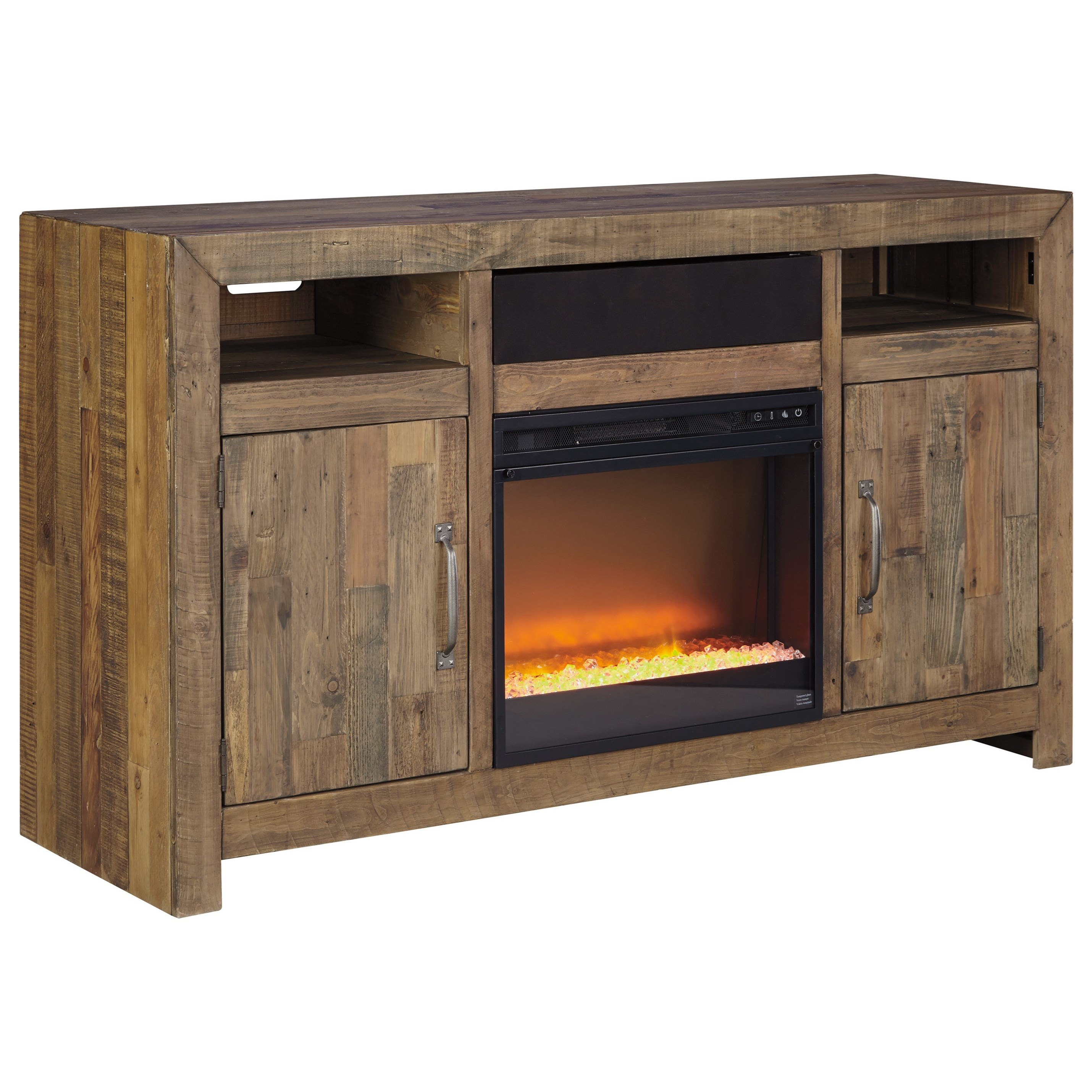 Sommerford Large TV Stand by Ashley (Signature Design) at Johnny Janosik