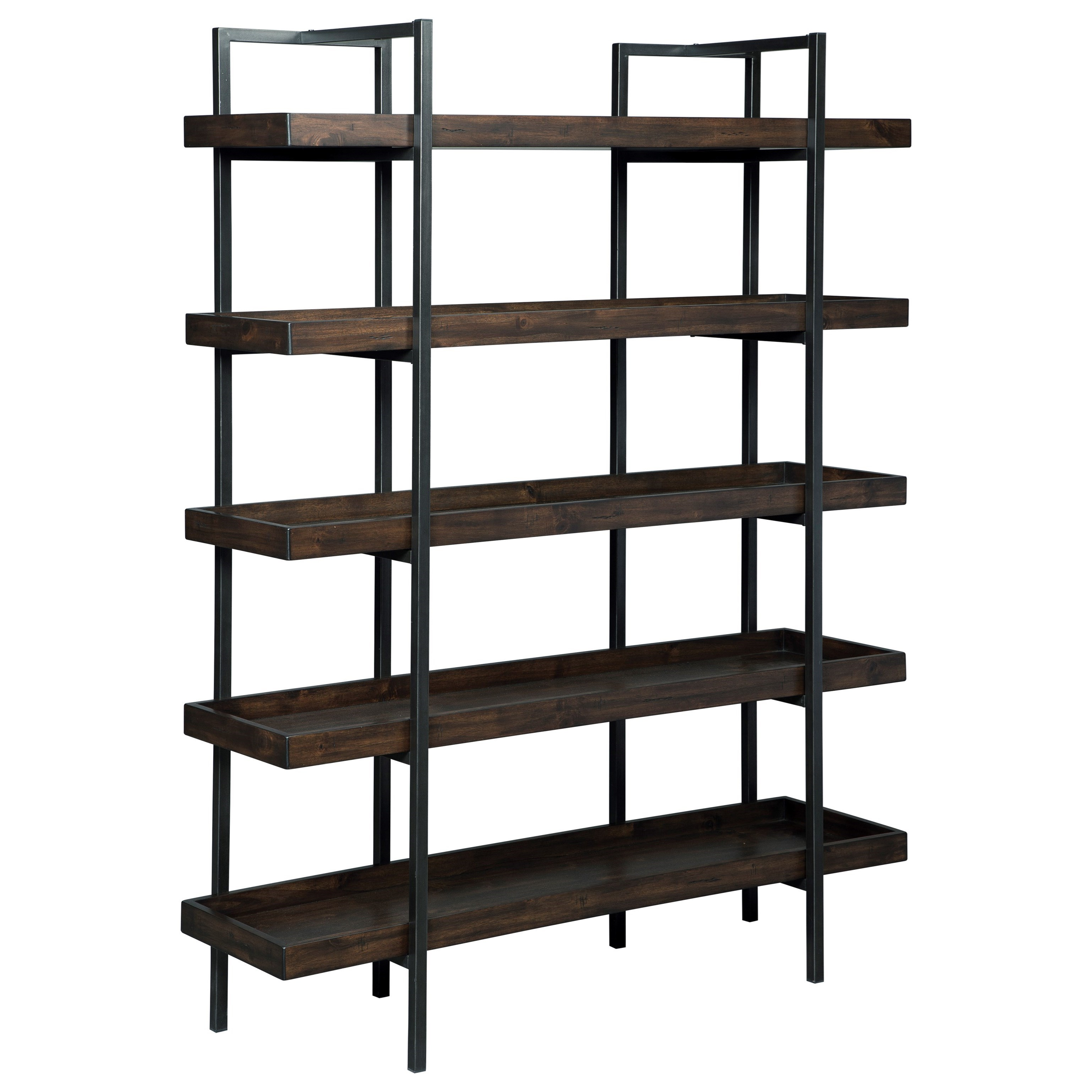Starmore Bookcase by Signature Design by Ashley at Beck's Furniture