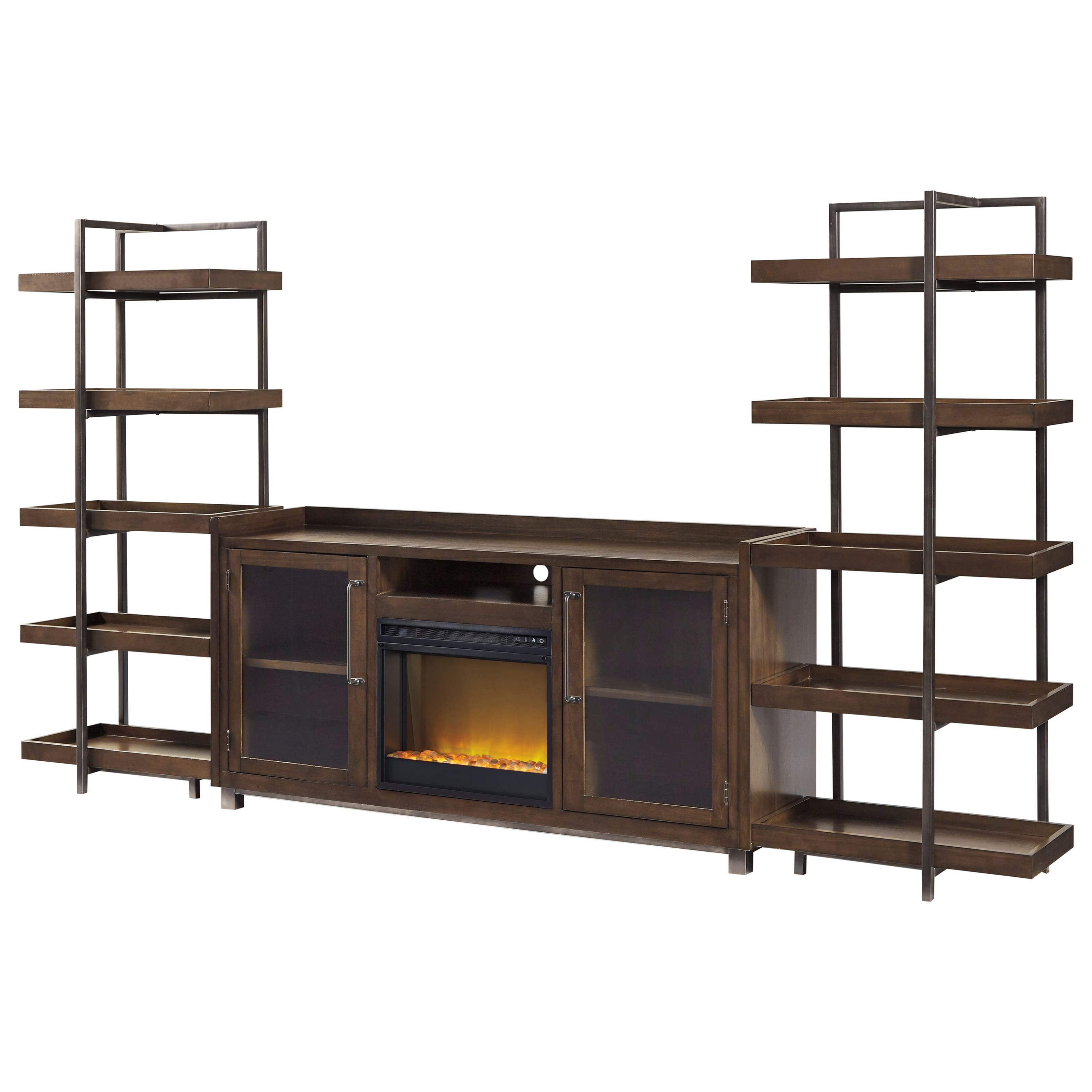 Starmore Wall Unit by Ashley (Signature Design) at Johnny Janosik