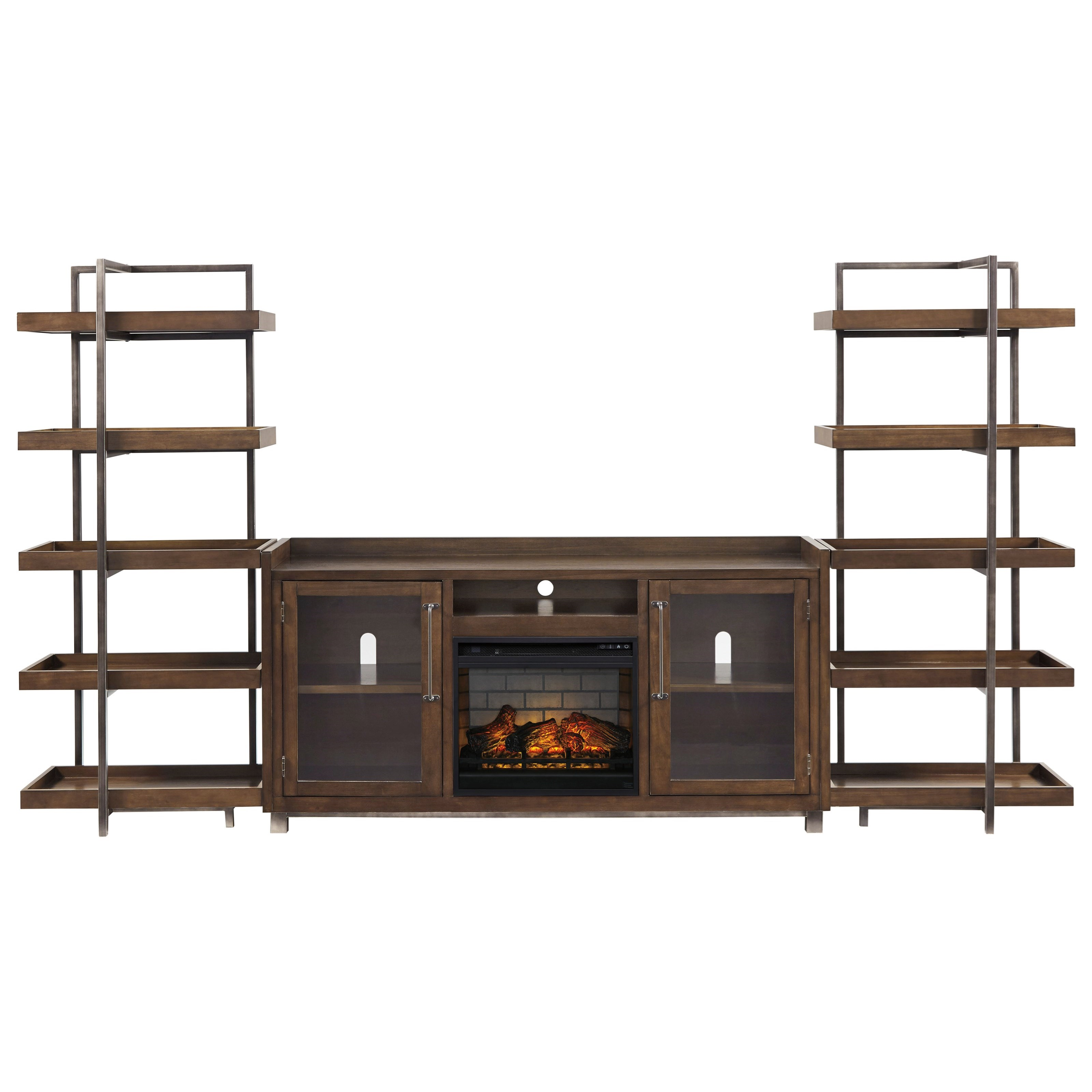Starmore Wall Unit by Signature Design by Ashley at Northeast Factory Direct