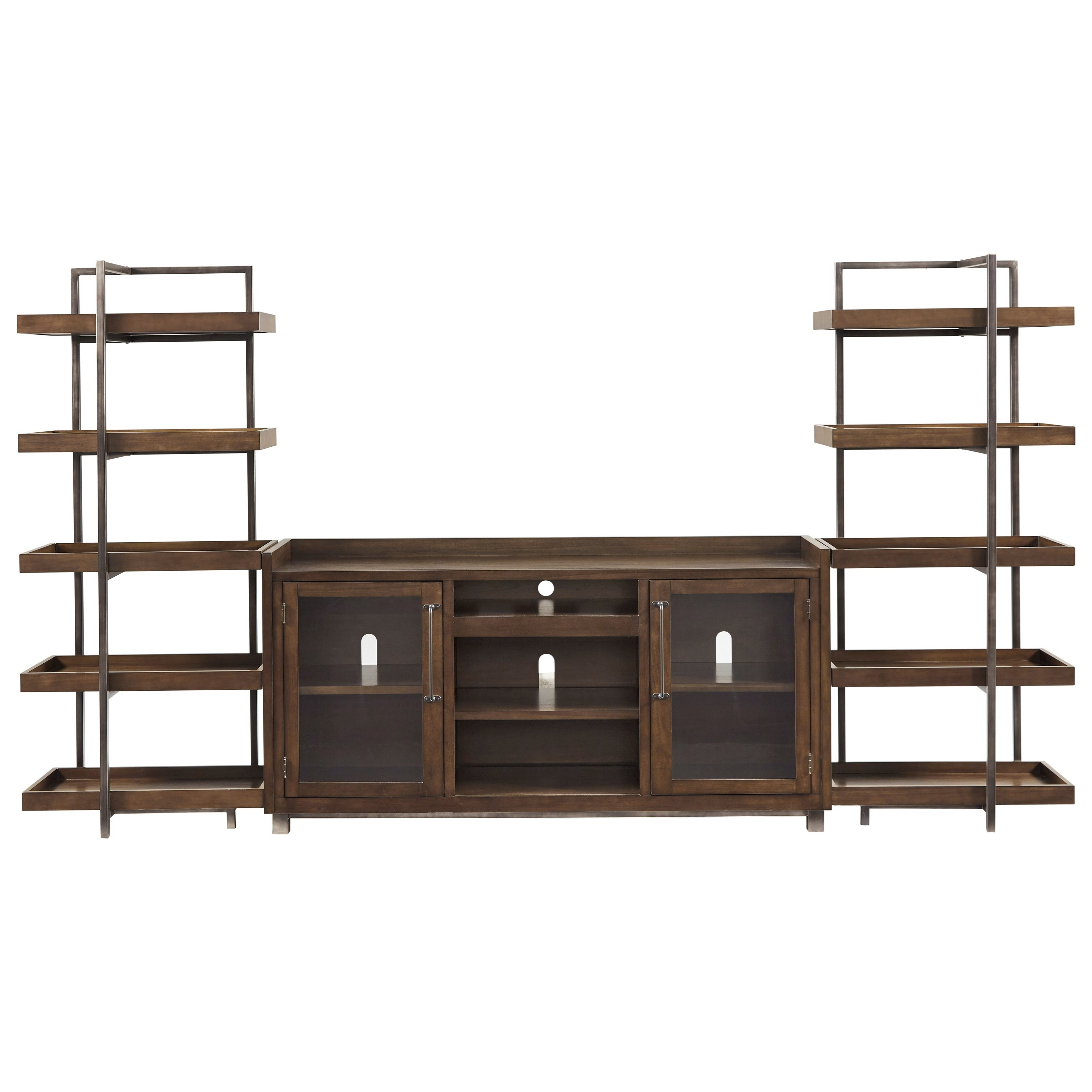 Starmore Wall Unit by Signature Design by Ashley at Beck's Furniture