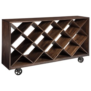 Signature Design by Ashley Starmore Shelf/Console Table