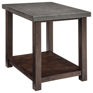 Signature Design by Ashley Starmore Chair Side End Table