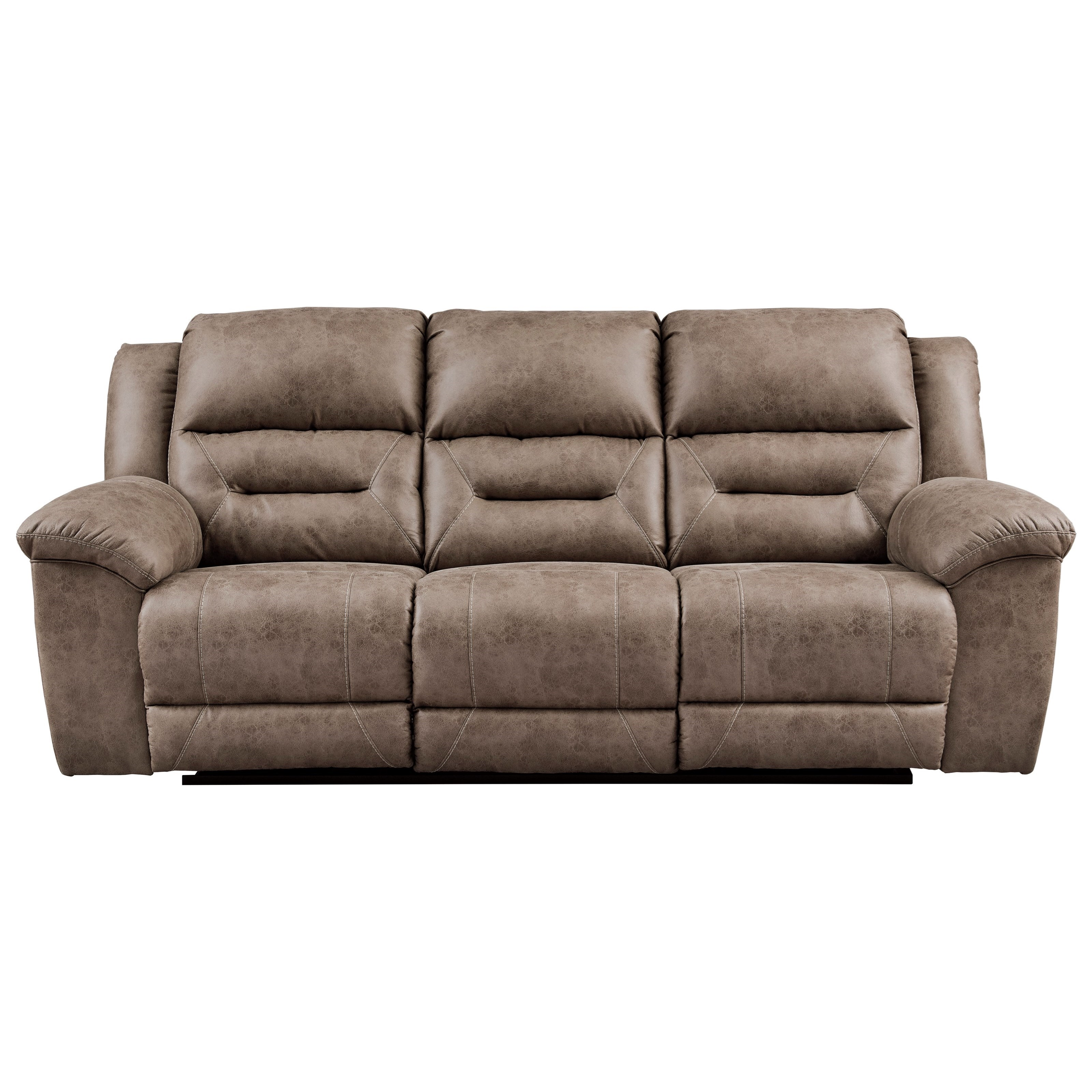 Stoneland Reclining Power Sofa by Signature Design by Ashley at Northeast Factory Direct