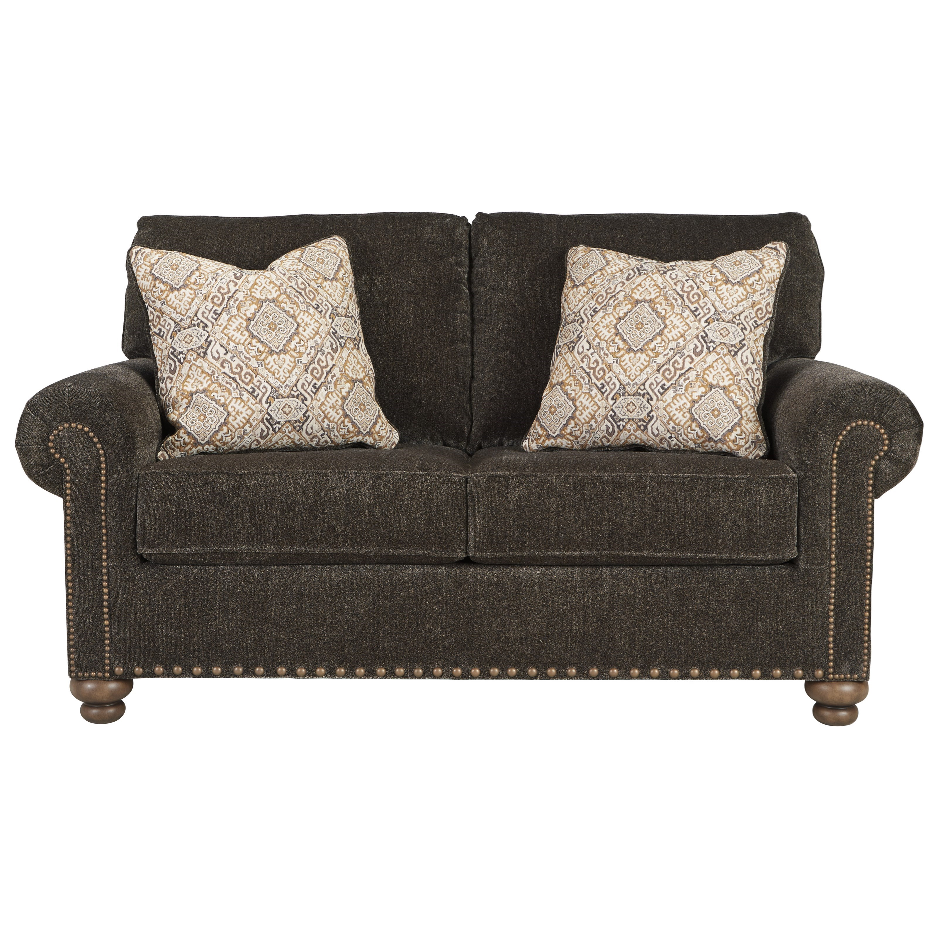Sutton Loveseat by Signature at Walker's Furniture