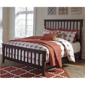 Signature Design by Ashley Strenton Queen Bed