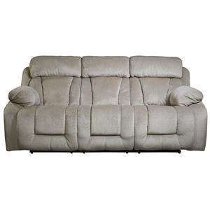 Signature Design by Ashley Stricklin Reclining Power Sofa