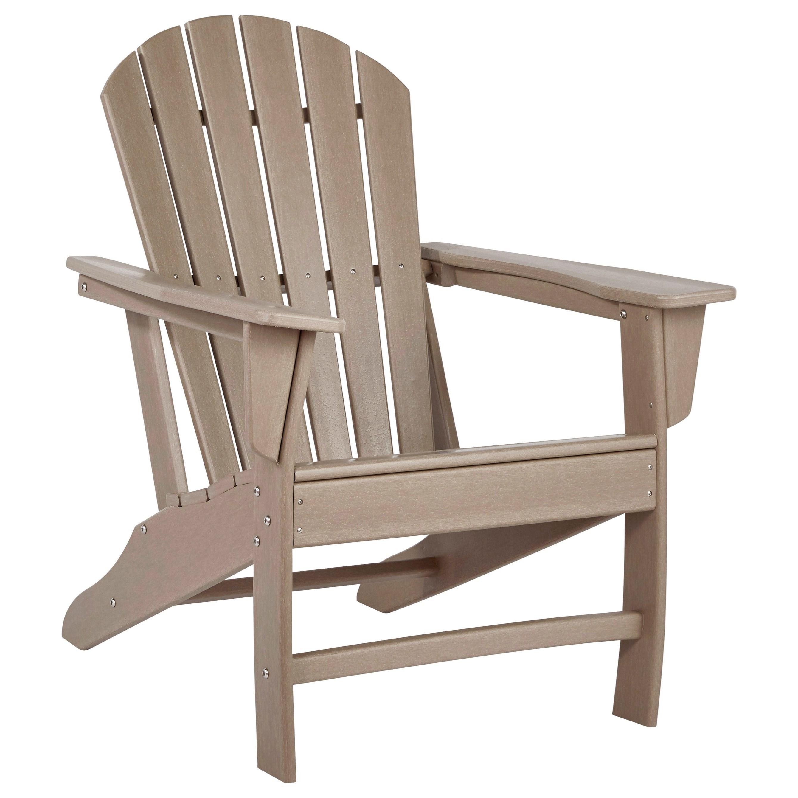 Sundown Treasure Adirondack Chair by Benchcraft at Virginia Furniture Market