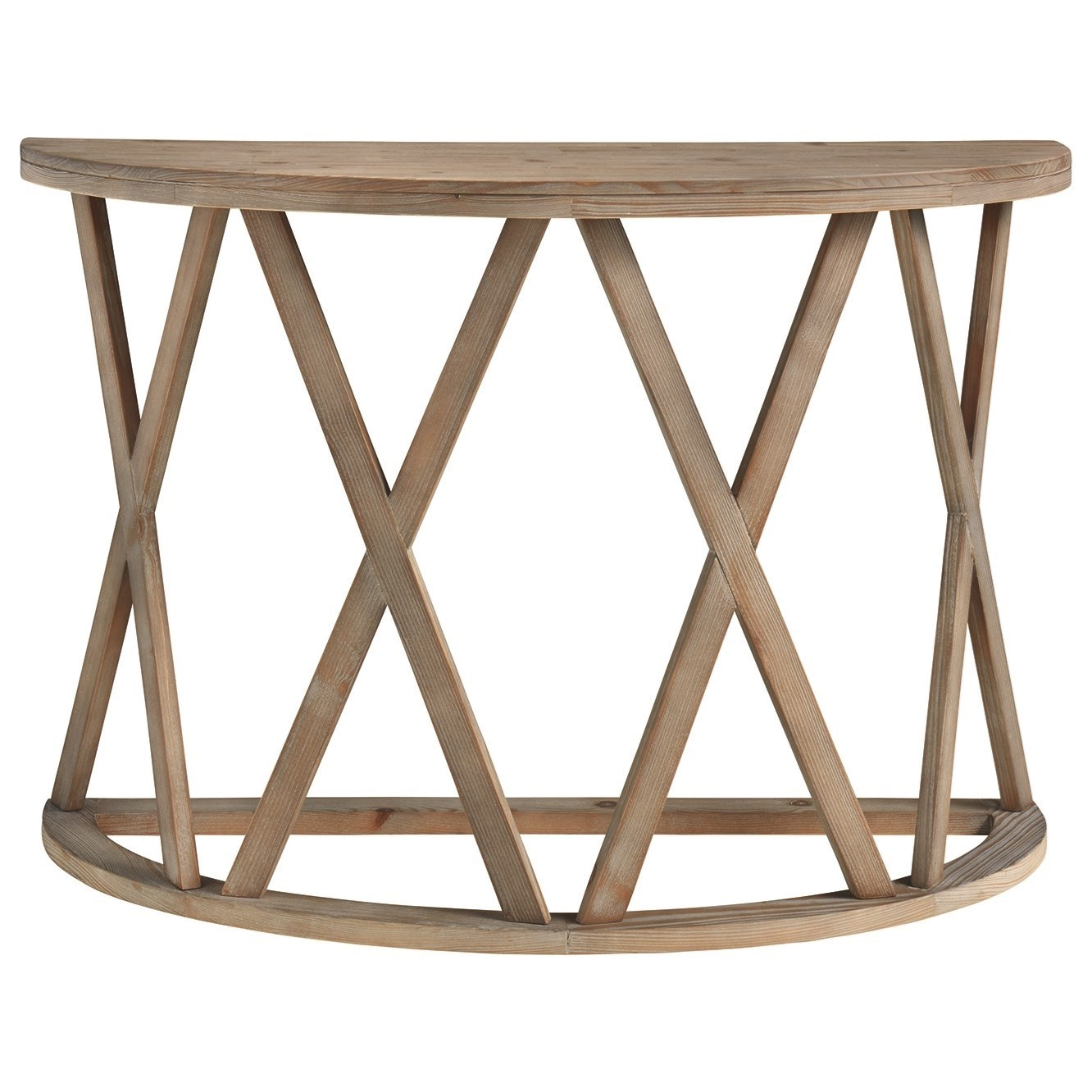 Glasslore Console Table by Signature Design by Ashley at Beck's Furniture