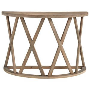 Casual Console Table