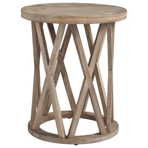 Casual End Table