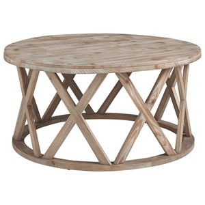 Casual Cocktail Table