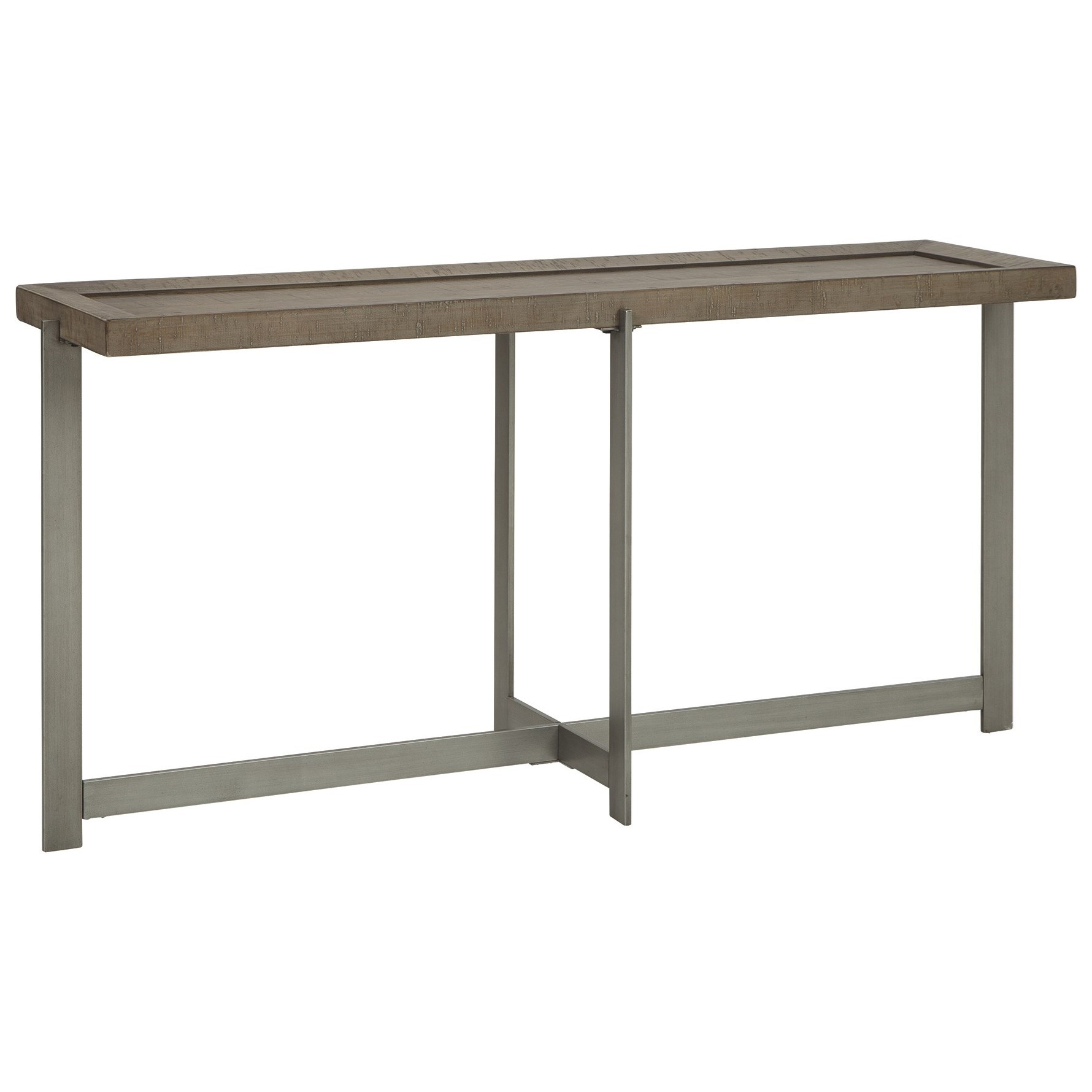Krystanza Console Table by Signature Design by Ashley at Beck's Furniture