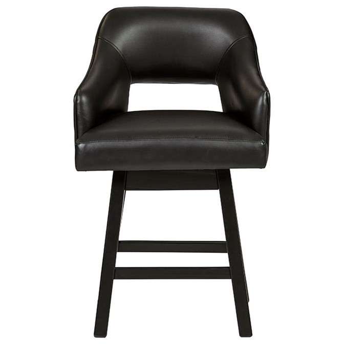 Tallenger Bar Stool  by Signature at Walker's Furniture
