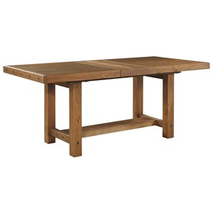 Signature Design by Ashley Tamilo Rectangle Dining Room Counter Table