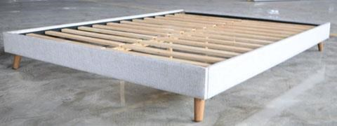 Tannally King Platform Bed with Slats by Signature Design by Ashley at Sam Levitz Outlet