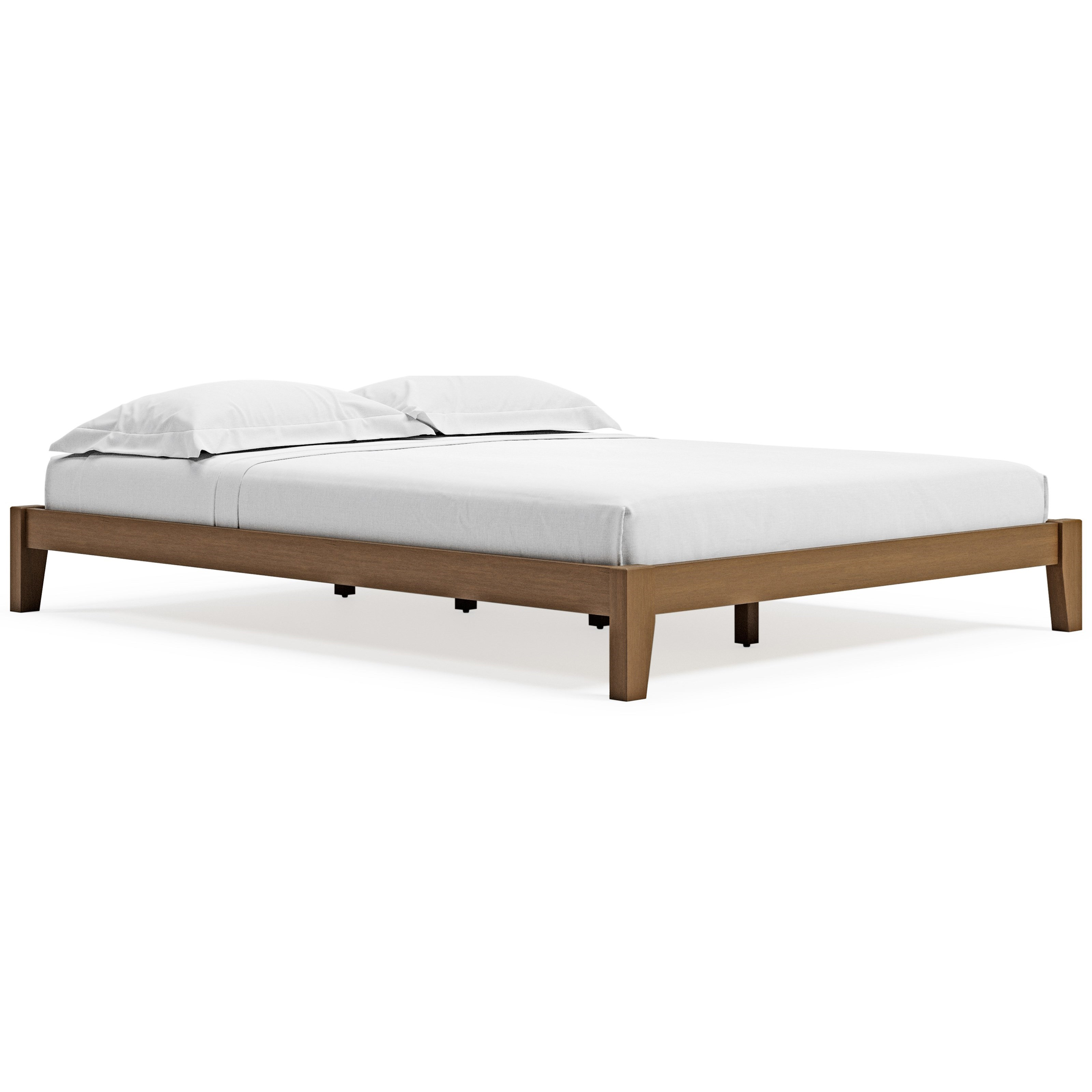 Tannally Queen Platform Bed by Signature Design by Ashley at Red Knot