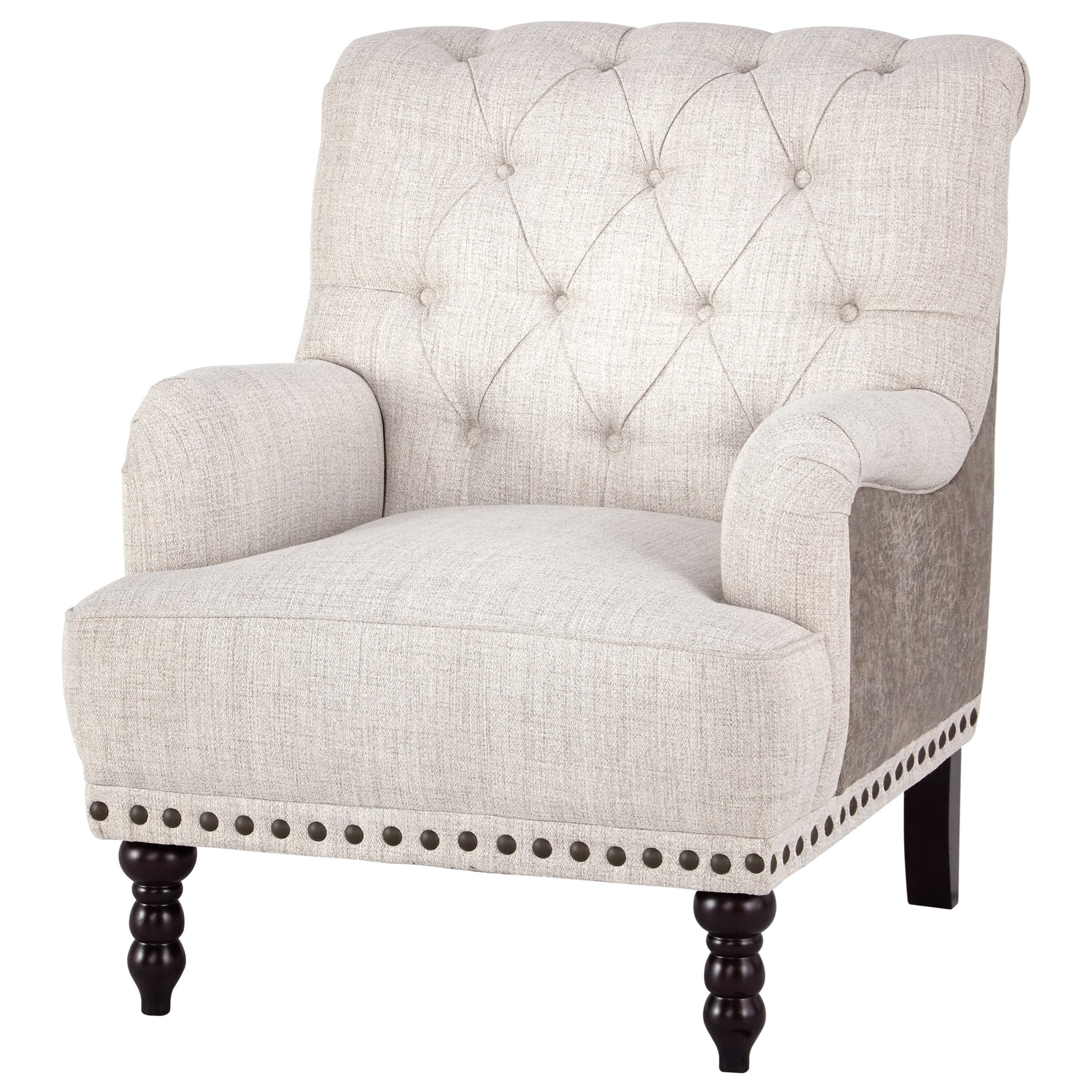 Tartonelle Traditional Accent Chair by Signature Design by Ashley at Houston's Yuma Furniture