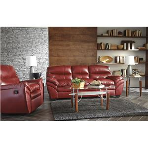 Signature Design by Ashley Tassler DuraBlend® Stationary Living Room Group