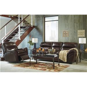 Signature Design by Ashley Tassler DuraBlend® Stationary Living Room Group