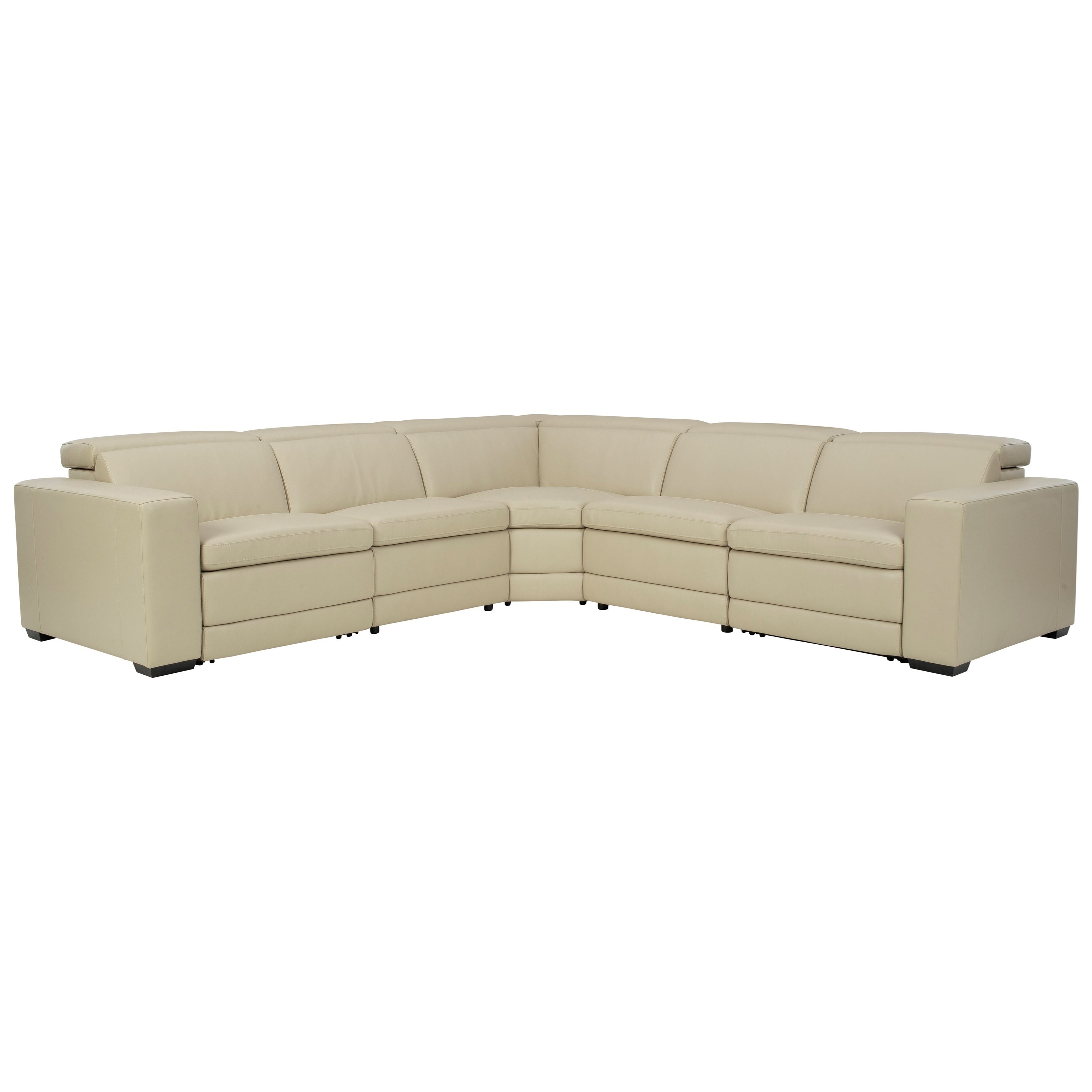Texline Power Reclining Sectional by Ashley (Signature Design) at Johnny Janosik