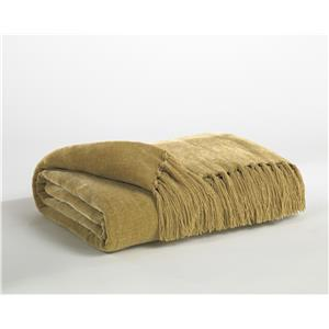 Signature Design by Ashley Throws Revere - Bronze Throw