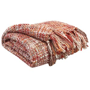 Signature Design by Ashley Throws Anise - Multi Throw