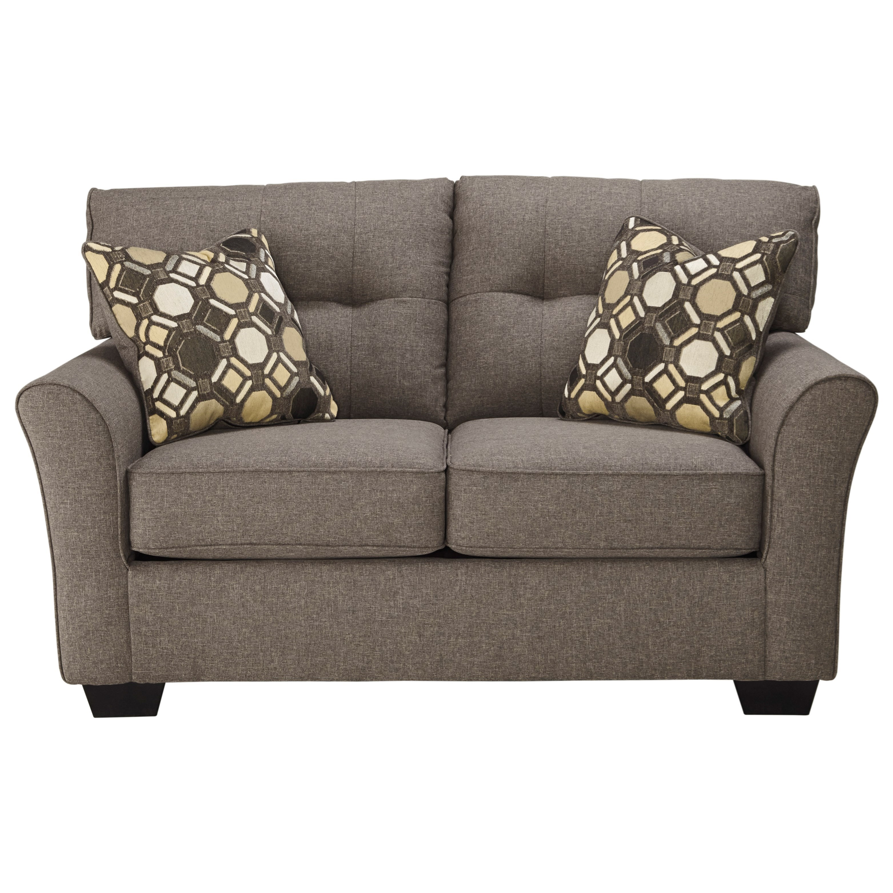 Tibbee Loveseat by Signature Design by Ashley at Esprit Decor Home Furnishings
