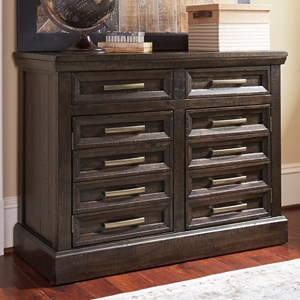 Signature Design by Ashley Townser Credenza