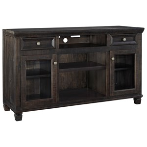 Solid Wood Pine Large TV Stand