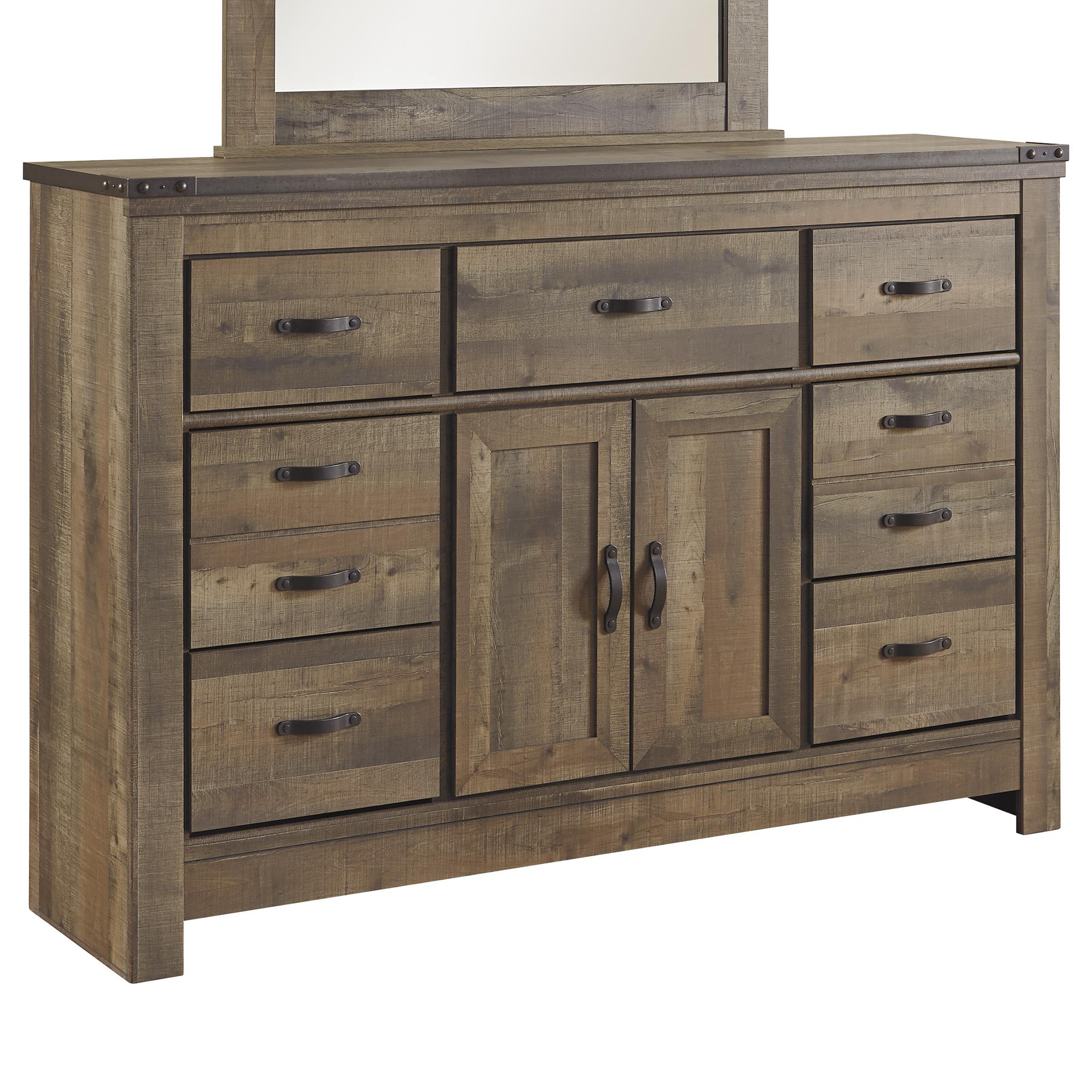 Trinell Dresser by Signature Design by Ashley at Northeast Factory Direct