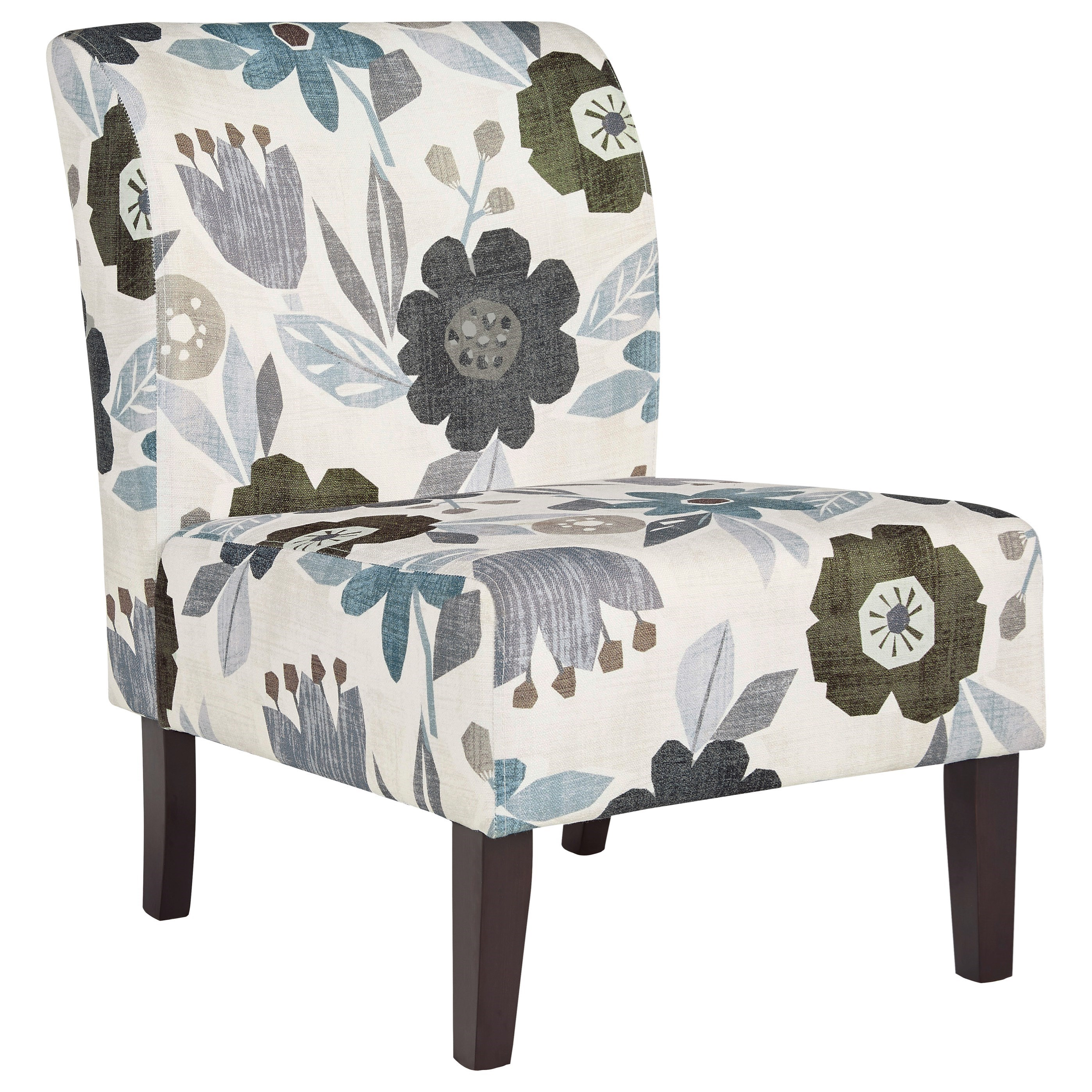 Triptis Accent Chair by Signature at Walker's Furniture
