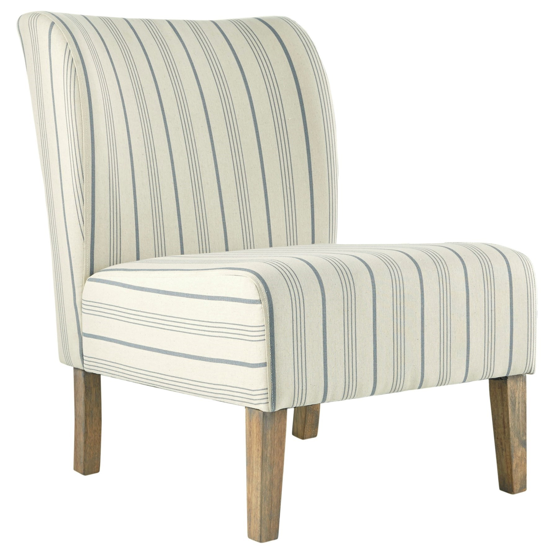 Triptis Accent Chair by Signature Design by Ashley at Wilson's Furniture