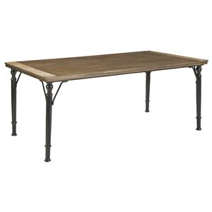 Signature Design by Ashley Tripton Rectangular Dining Room Table
