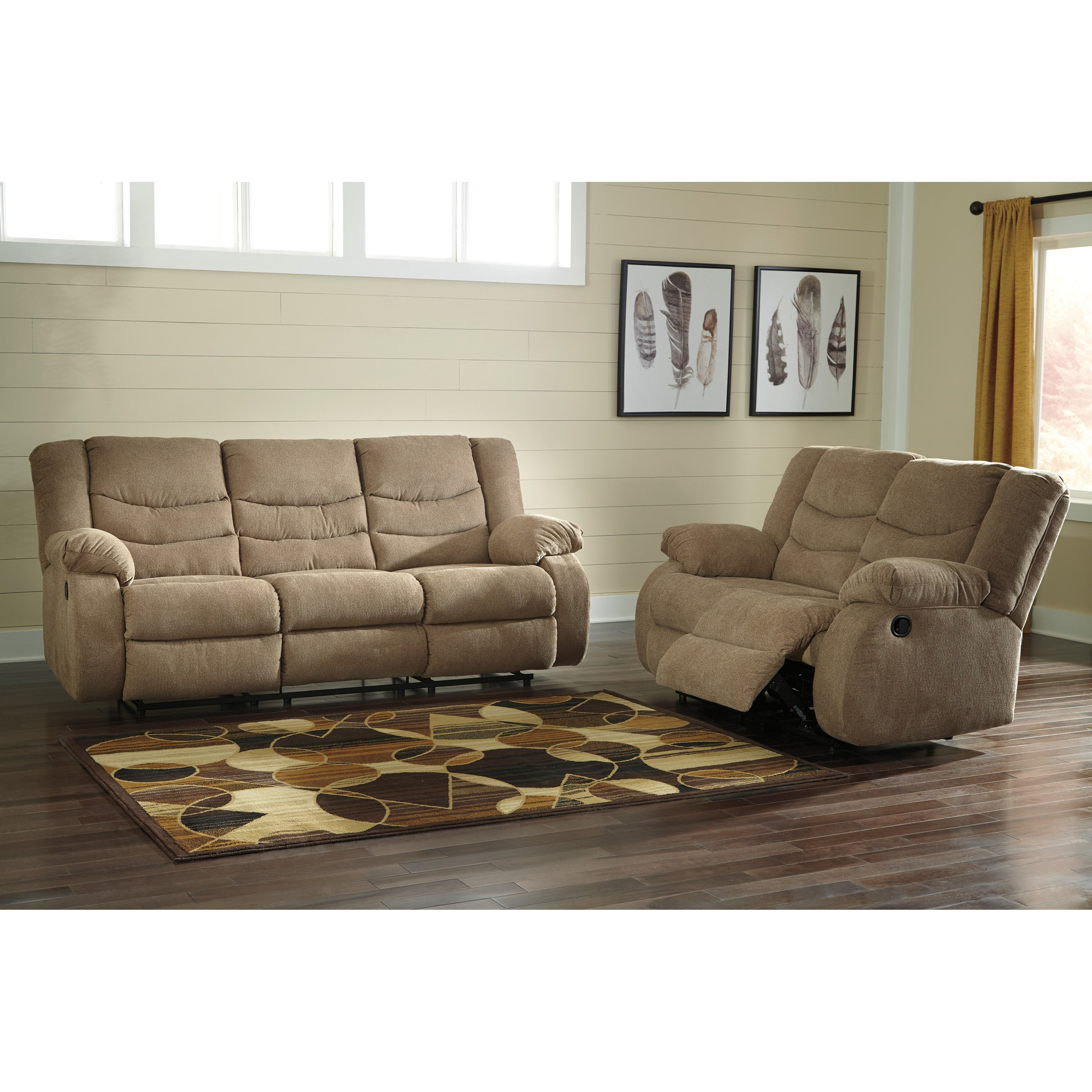 Tulen Reclining Living Room Group by Signature Design by Ashley at Sparks HomeStore